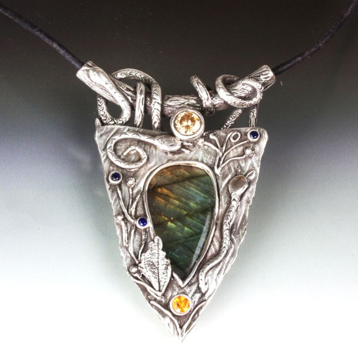 Snakes and Labadorite Pendant (1 of 1).jpg