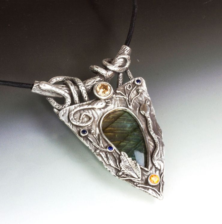 Snakes and Labadorite Pendant (3 of 1).jpg